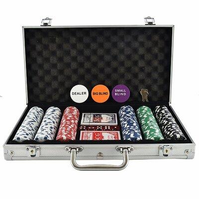 Chip Dice Style Poker Set KO-112