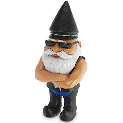 Latrell Biker Gnome Statue 34B3355FAEE747C2B7522621798BAF08