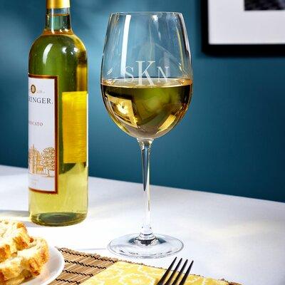 Maldive Personalized 25 Oz. Wine Glass 3441