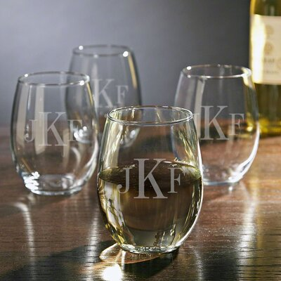Personalized 21 oz. Wine Glass 4293