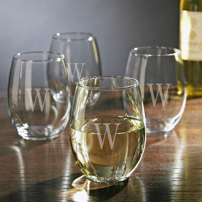 Personalized 21 oz. Wine Glass 1060B