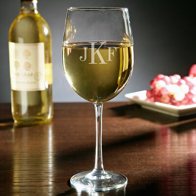Personalized 19 oz. Wine Glass 4294