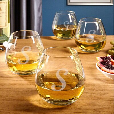 Viviani Personalized 20 oz. Wine Glass 5409B
