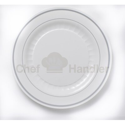 Mystique 200 Guest Bundle Heavy Weight Plastic Plate Set 7008