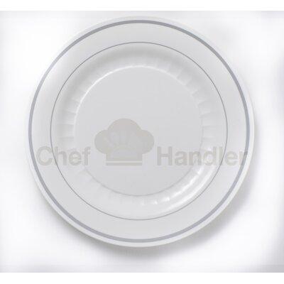 Mystique 200 Guest Bundle Heavy Weight Plastic Plate Set 7008