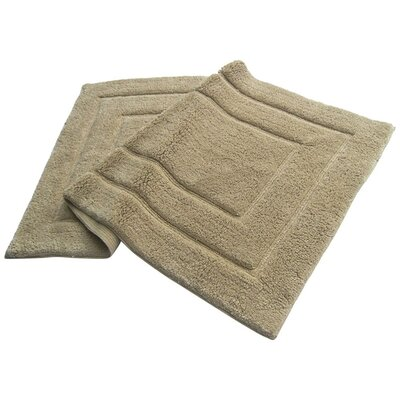 Classic Bath Rug Color: Beige