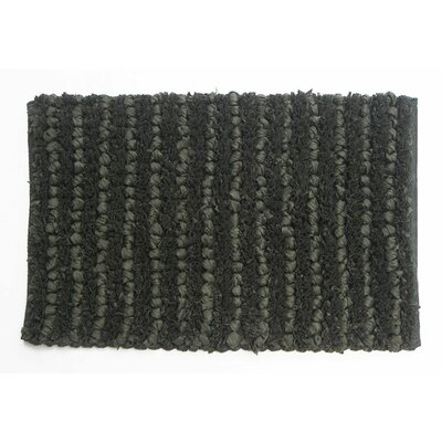 Shelby Paper Bath Rug Color: Gray