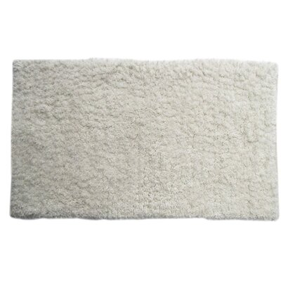 Bliss Bath Rug Color: White