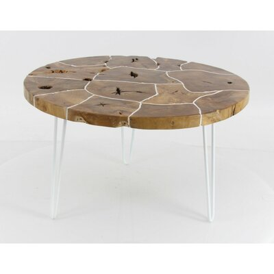 Halie Teak Coffee Table