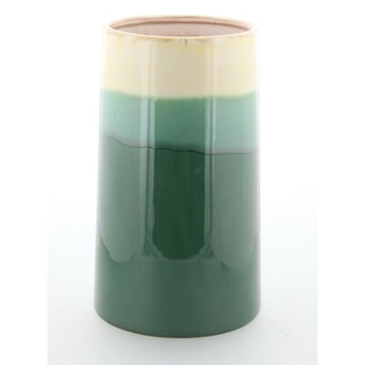 Ceramic Table Vase Size: 11