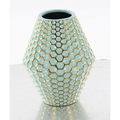 Bungalow Rose Small Ceramic Table Vase