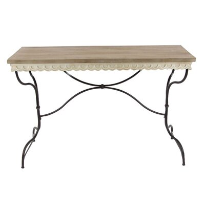 Armala Metal Console Table
