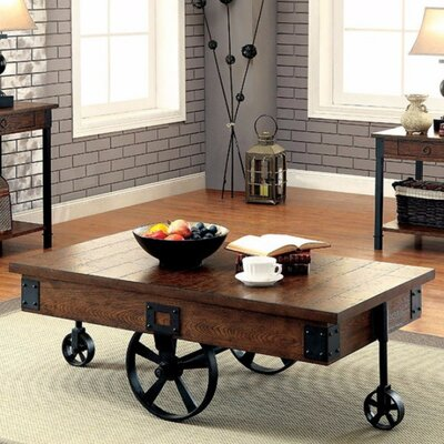 Braden Industrial Coffee Table