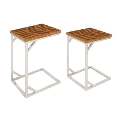 Ashly 2 Piece Console Table Set