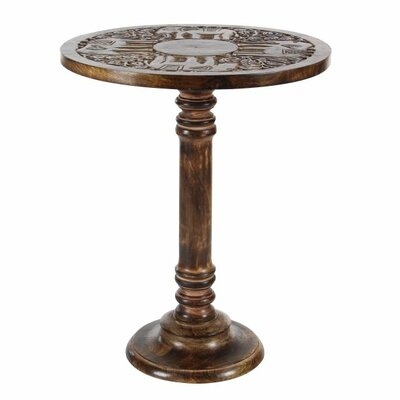 Brenville Elephant End Table
