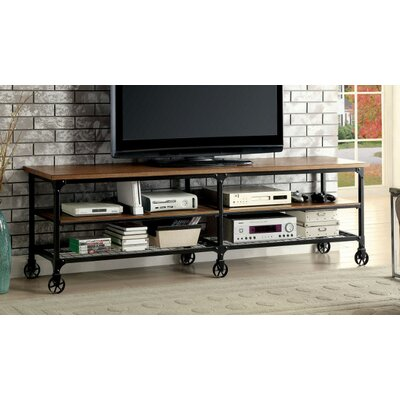 Laurel Industrial TV Stand