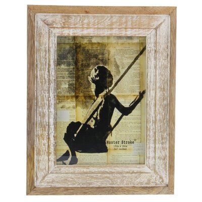 Vibrant Wood Picture Frame OPCO1135 38674442