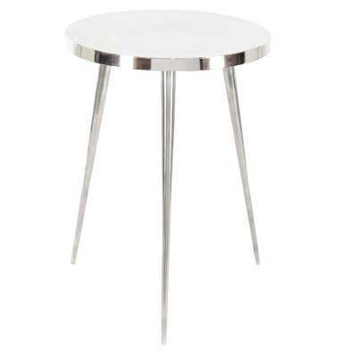 Geistown Aluminum End Table