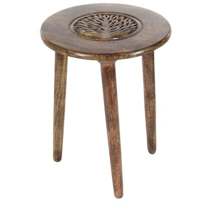 Malone Tripod End Table