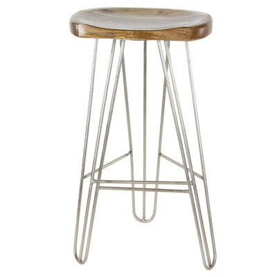 Manning 30 Bar Stool Finish: Natural