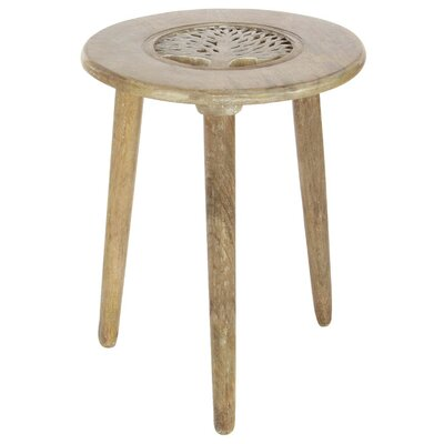 Vikas Tripod End Table