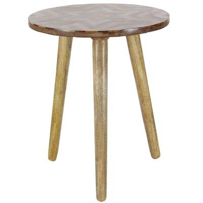 Mahe Wood End Table