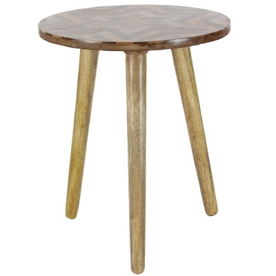 Bracklin Wood End Table