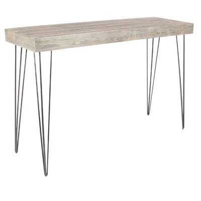 Aniakchak Console Table