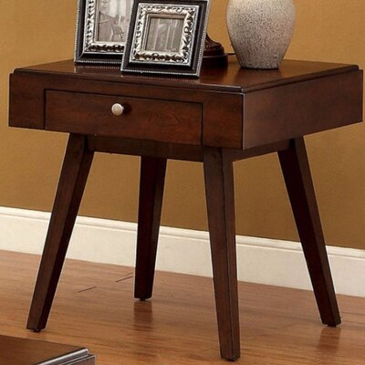 Gordon Midcentury Modern End Table
