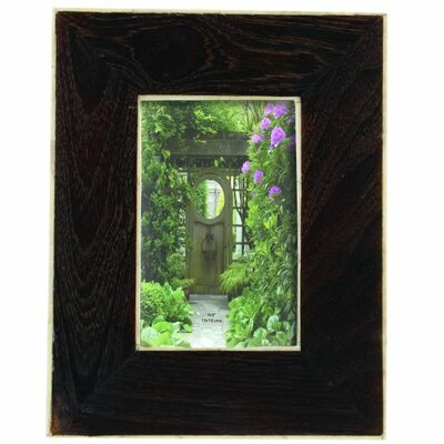 Classy Wood Picture Frame