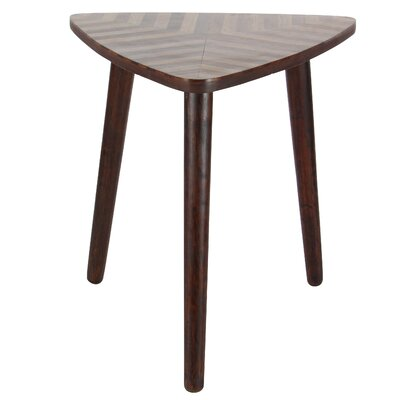 Tajana Wood End Table