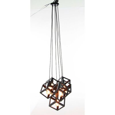 Cilicia 6-Light Cluster Pendant
