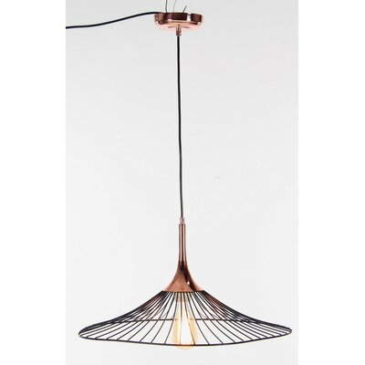 Marco 1-Light Inverted Pendant