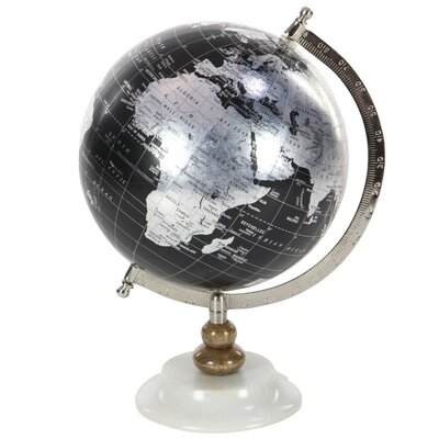 Beautiful Marble Globe