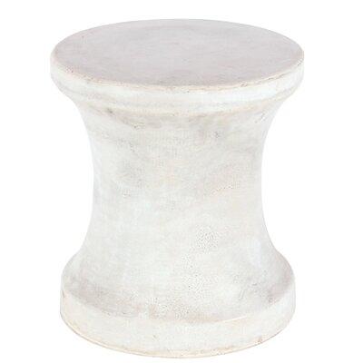 Brancaster Fiber Clay Ottoman