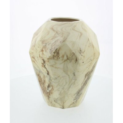 Marble Ceramic Table Vase