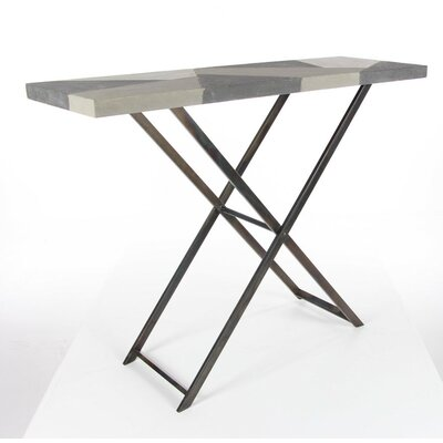 Cissell Wooden Console Table
