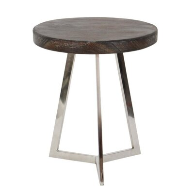Calamus Round End Table