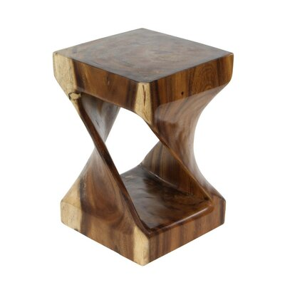 Kennedy Modern Styled Wood End Table