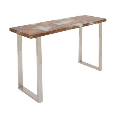 Cortaro Teak Wood Console Table