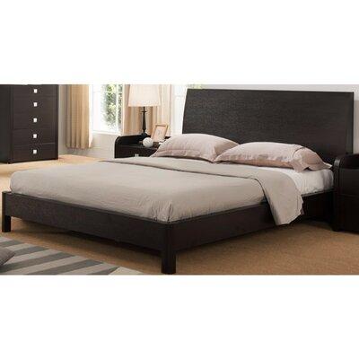 Disalvo Exquisite Queen Platform Bed