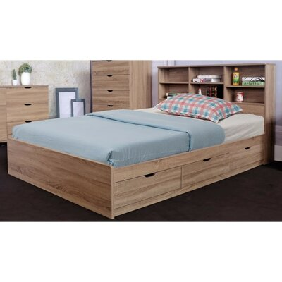 Dockery Luxurious Platform Bed Size: Full