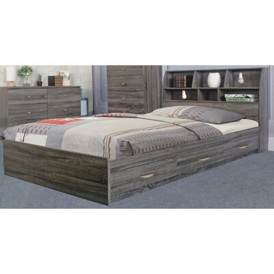 Doering Luxurious Storage Platform Bed Size: Full