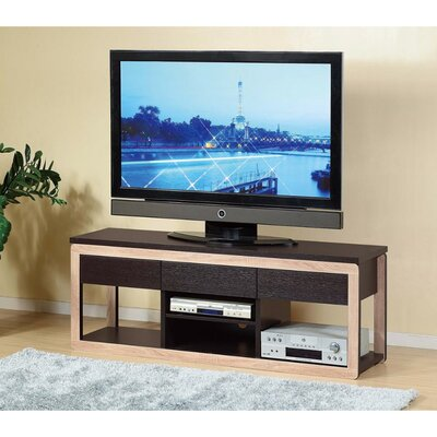 Doiron Spacious 60 TV Stand with Open Storage