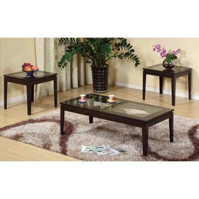 Magyar Striking 3 Piece Coffee Table Set