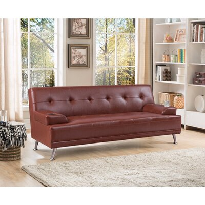 Pantano Sofa Upholstery: Brown