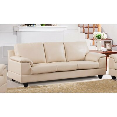 Driggers Contemporary Style Sofa with Tuft Cushion