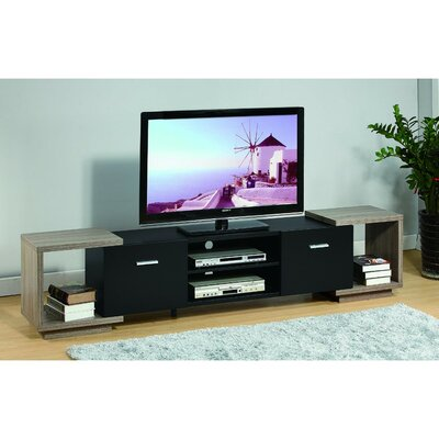 Dinwiddie Expandable 60 TV Stand With Storage