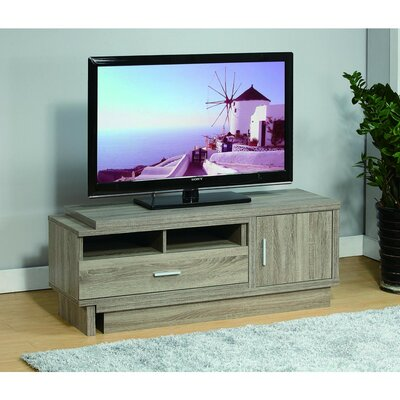 Dionisio 78 TV Stand with Drawer and Store Cabinet