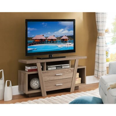 Duchene Subtle Wood TV Stand Width of TV Stand: 47.25